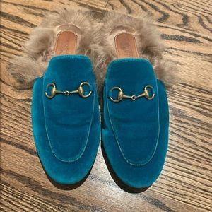 Gucci Princeton mules
